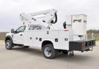 Telescopic Articulating Bucket Trucks